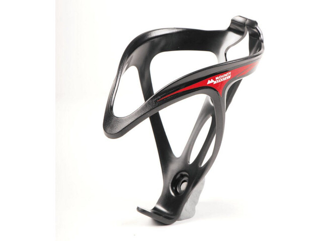 Mounty Race-Cage Bottle Holder black/red